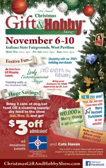 2013 christmas gift and hobby show - Christmas Gift And Hobby Show