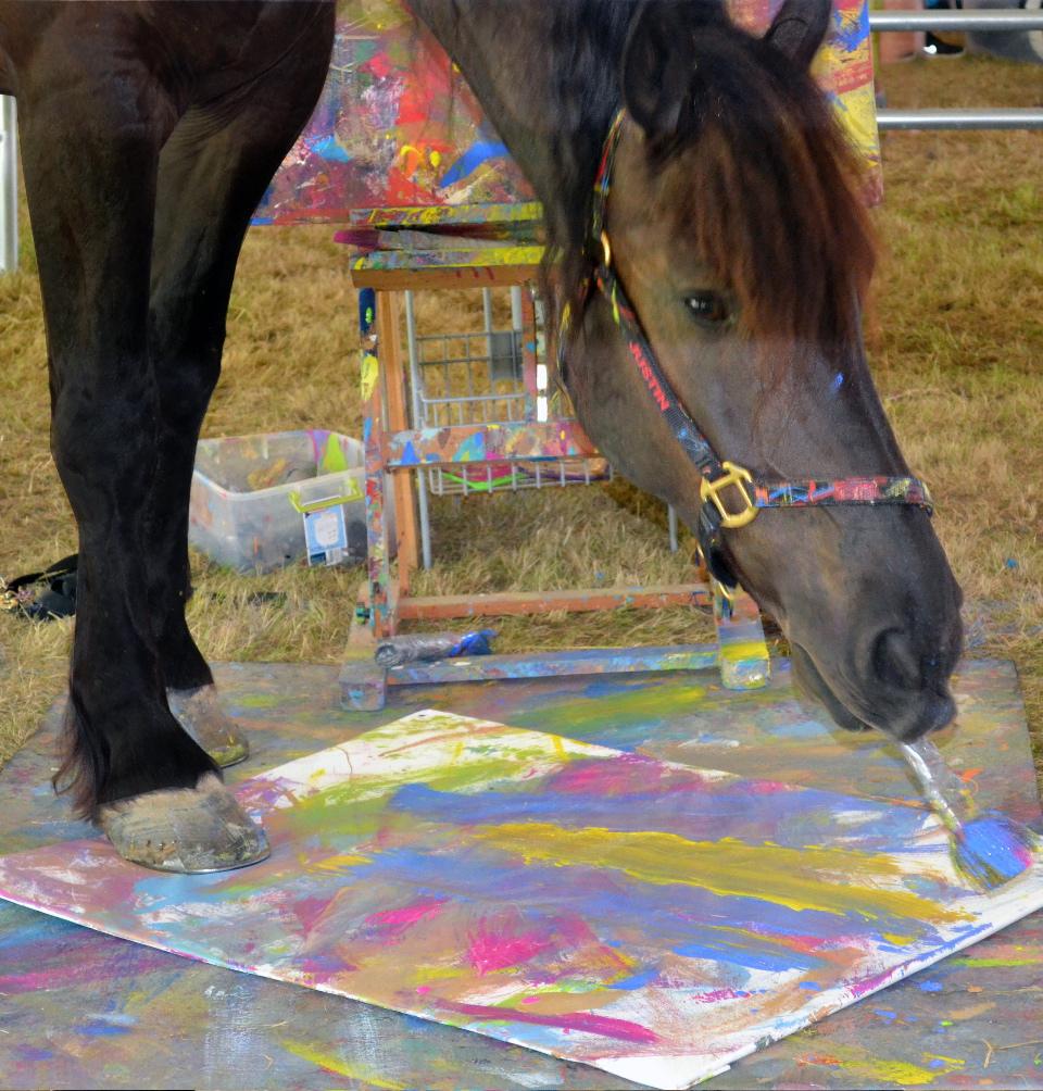 JTAH painting demo